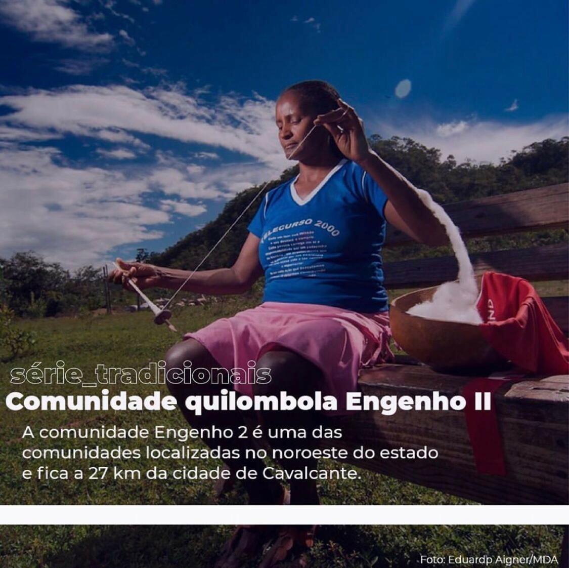 Comunidade Quilombola Engenho II