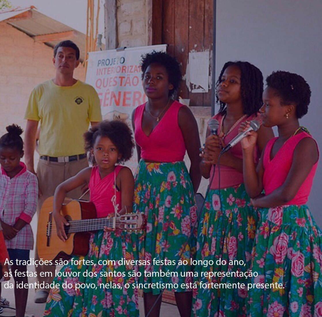 Comunidade Quilombola Engenho II 2