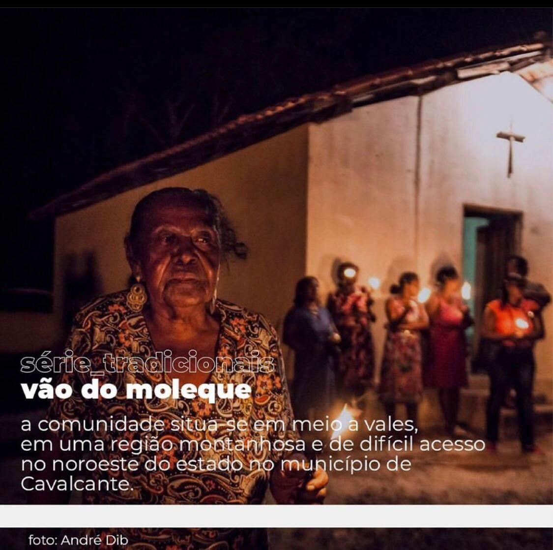 Comunidade Quilombola Vão do Moleque