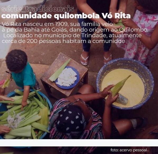 Comunidade Quilombola Vó Rita