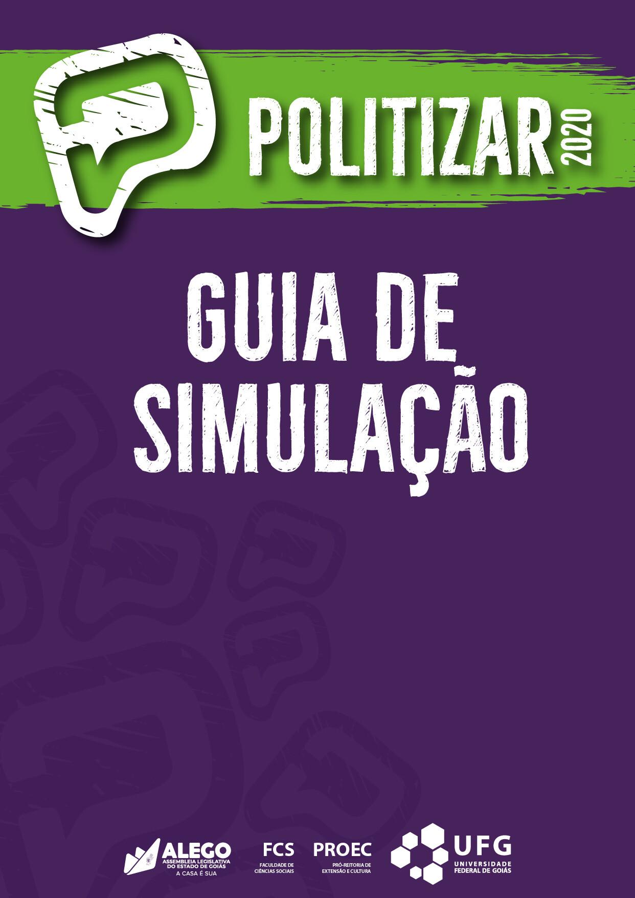 GUIA DA SIMULAÇÃO