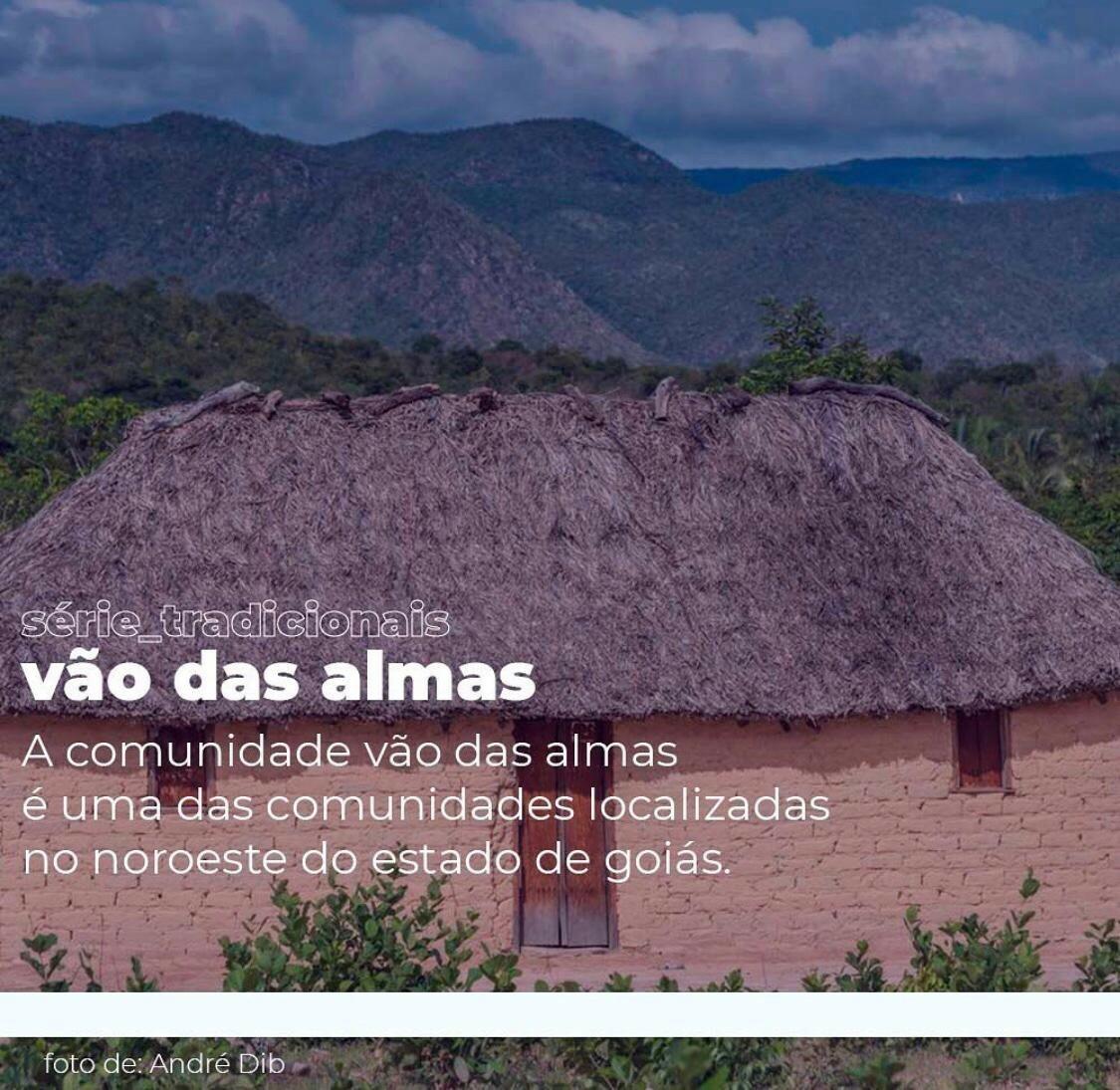 Comunidade Quilombola Vão de Almas