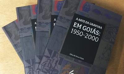 A arte da gravura em Goiás: 1950 - 2000