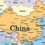 Mapa da China Geral