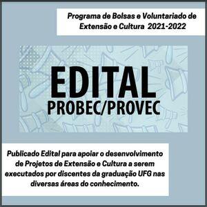 Edital PROBEC