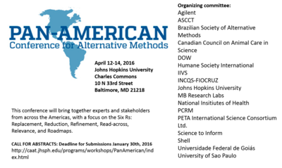 Pan American Conference for Alternative Methods
