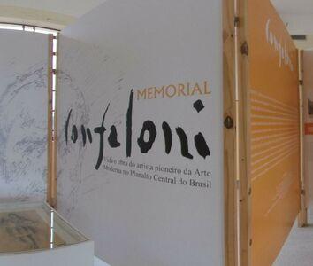 Capa Memorial Frei Confaloni