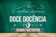 banner doce docencia
