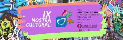 IX mostra cultural