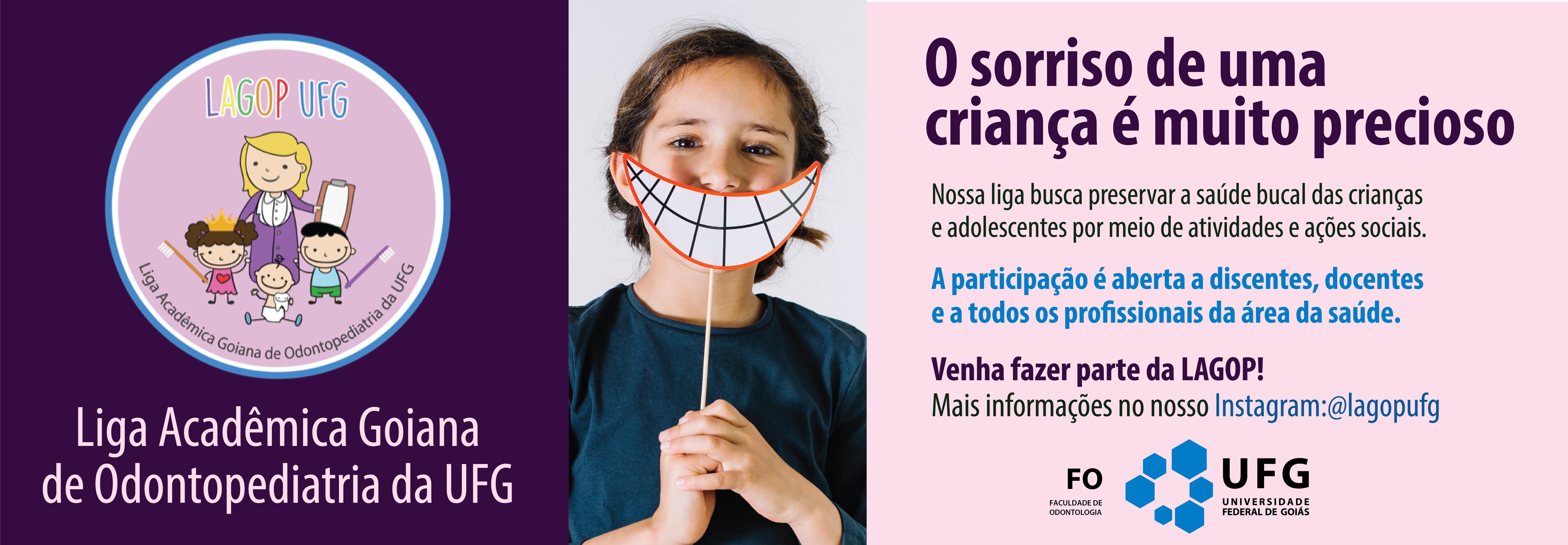 LAGOP_-_Liga_Acadêmica_Goiana_de_Odontopediatria_da_FO-UFG