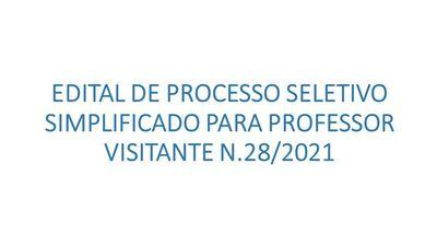 PROFESSOR VISITANTE CAPA