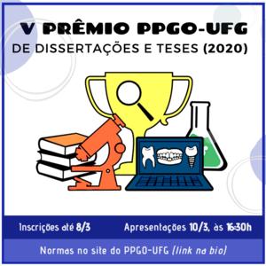 Premio PPGO Dissertações e Teses 2020