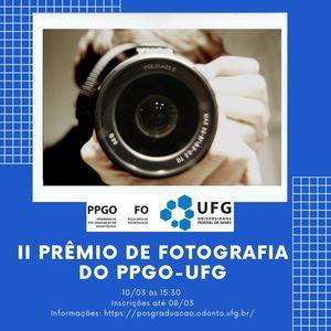 Prêmio PPGO Fotografia 2020
