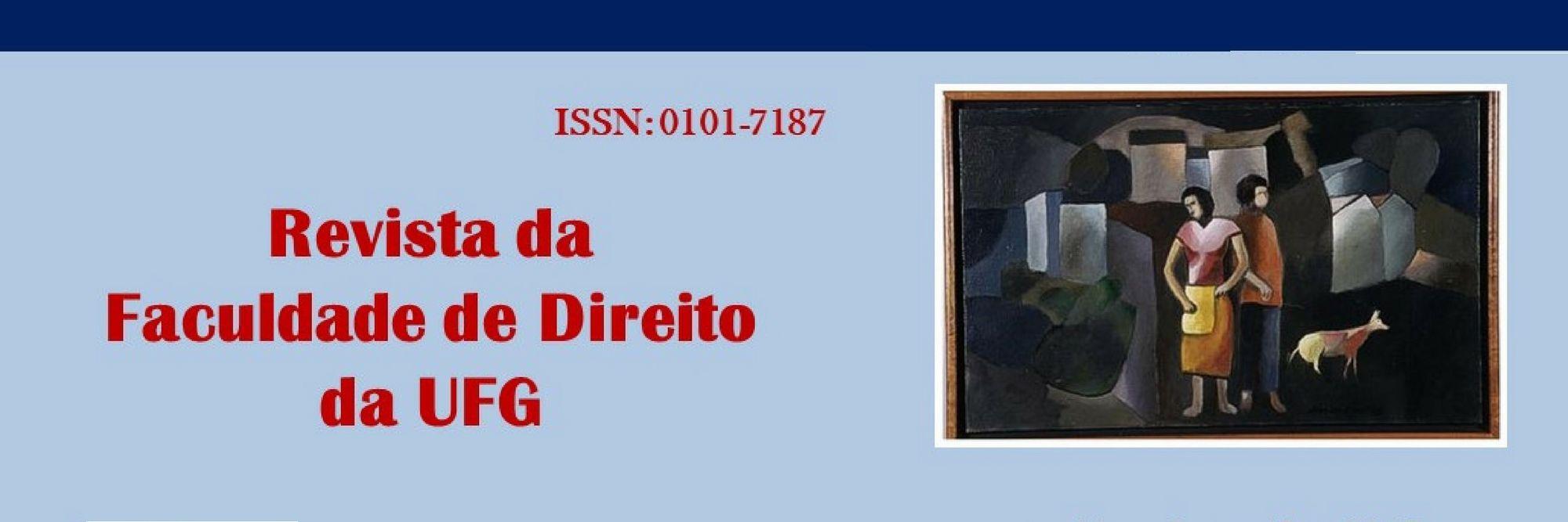 Revista da Faculdade de Direito