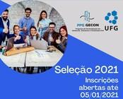 Seleção GECON 2021