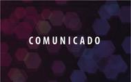 Comunicado - Escola de Engenharia Civil e Ambiental