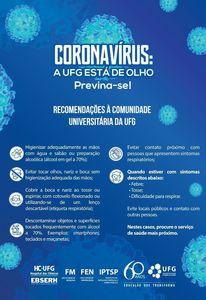 Coronavírus - Previna-se