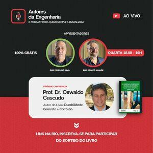 Banner entrevista - Oswaldo Cascudo