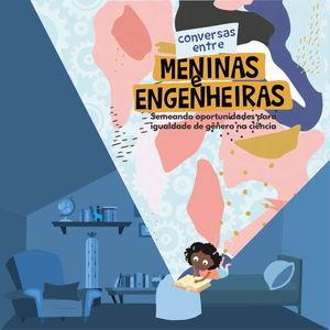 Capa de Livro - Meninas Engenheiras