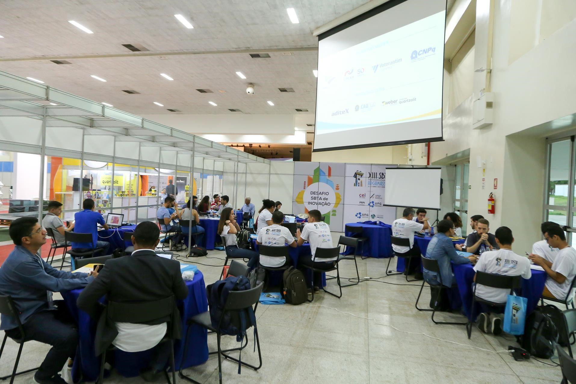 Competição estudantil: Desafio SBTA de Inovação
