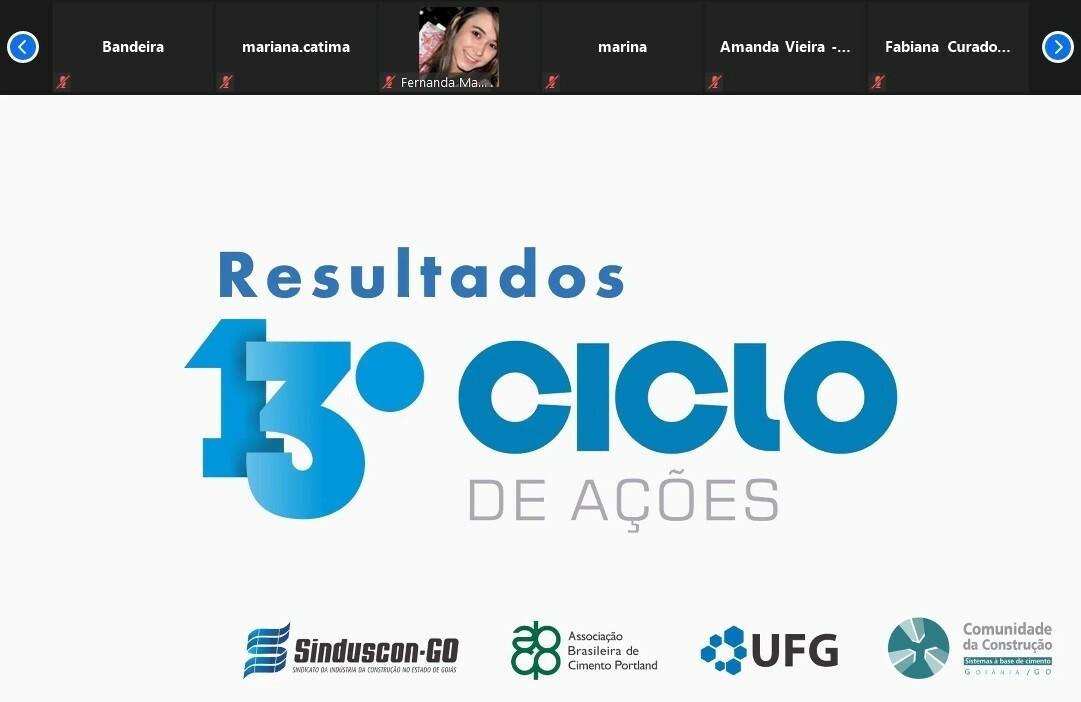 01 - Reunião de fechamento de 2020 – Comunidade da Construção de Goiânia.