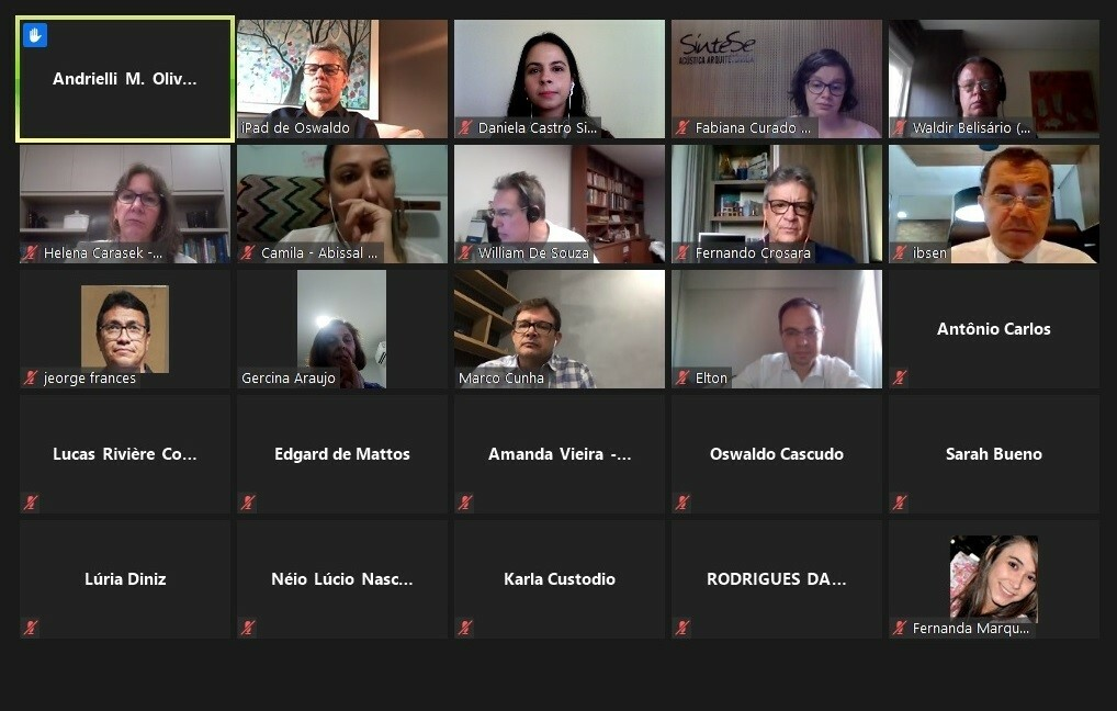 03 - Reunião de fechamento de 2020 – Comunidade da Construção de Goiânia.