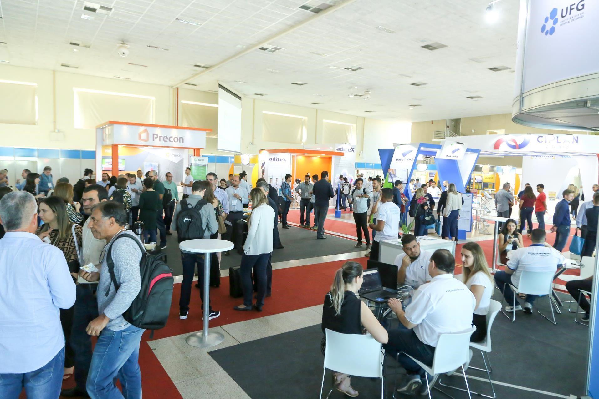 Participação do mercado e da academia