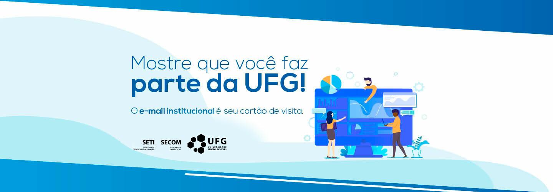 Banner - Mostre que você faz parte da UFG