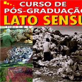 Banner Curso de Especialização em Tratamento e Disposição Final de Resíduos Sólidos e Líquidos