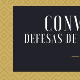 Convite: Defesas de Memorial Acadêmico