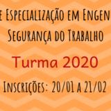Inscrições Prorrogadas - 21/02
