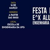 Festa dos ex-alunos 2019 - mural