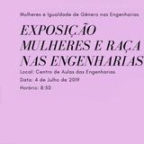 Exposição - Mulheres e Raça nas Engenharias