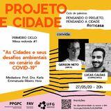 Projeto e Cidade