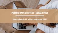 PREMIO CAPES DE TESES