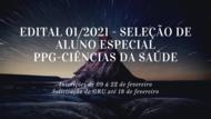 EDITAL 01 2021 SELECAO ALUNO ESPECIAL