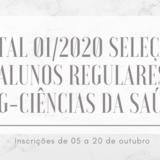 EDITAL 01_2020 SELECAO DE ALUNOS REGULARES