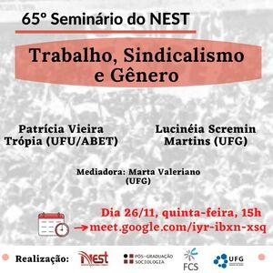 65º Seminário do Nest