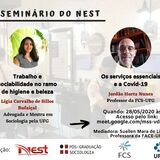 Cartaz do 61 Seminário Nest