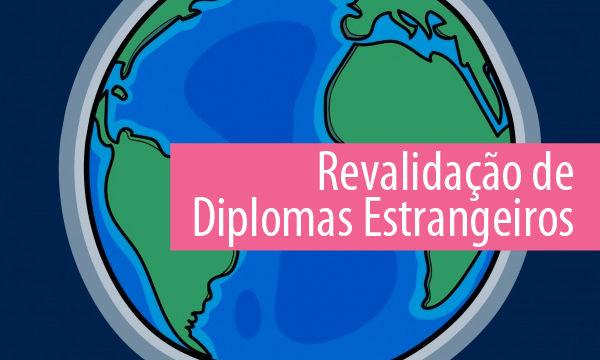 Revalidação de diplomas