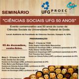Cartaz Seminario 50 Anos CS.