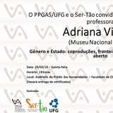 Palestra Adriana Vianna