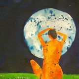 mulher lua