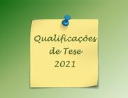 Qualificações de Tese