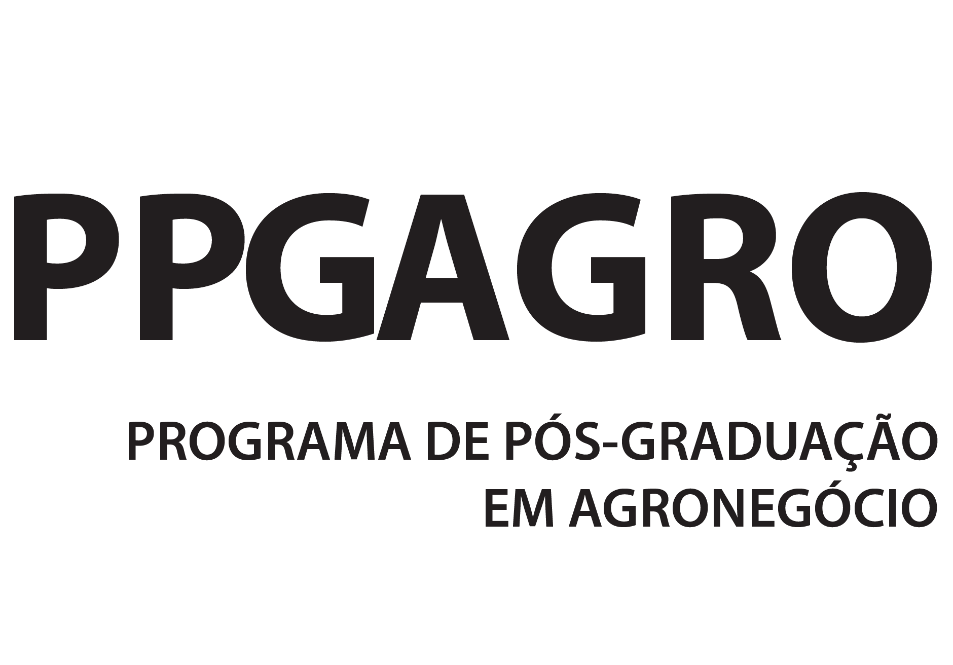 LOGO PPGAGRO
