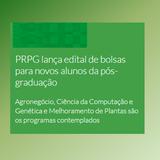 Edital PRPG