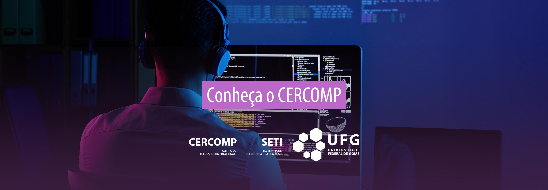 Banner Conheço o CERCOMP