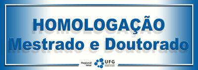 HOMOLOGAÇÃO FINAL