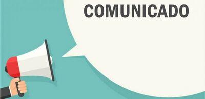 Comunicado Importante II