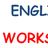 English Workshop - logo